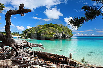 Cheap Open Jaw Flights To New Caledonia From Europe From