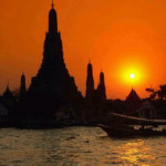 Open-jaw flights to Thailand Paris - Bangkok - London