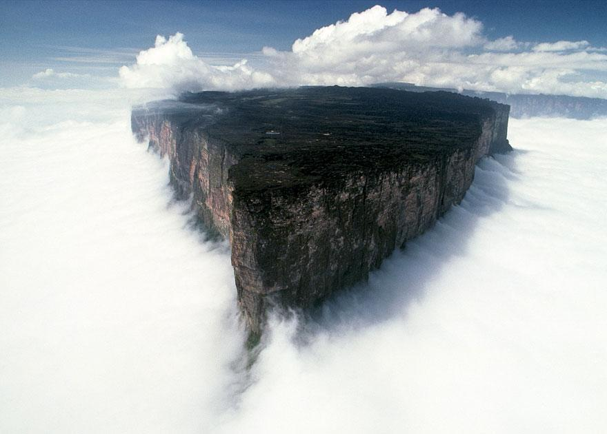 World's most amazing places you have probably never heard of Mount Roraima Venezuela South America
