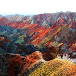 World's most amazing places you have probably never heard of zhangye-danxia-china