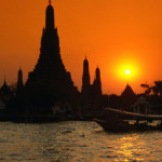 Cheap open jaw flights to Thailand: Amsterdam - Bangkok - Germany