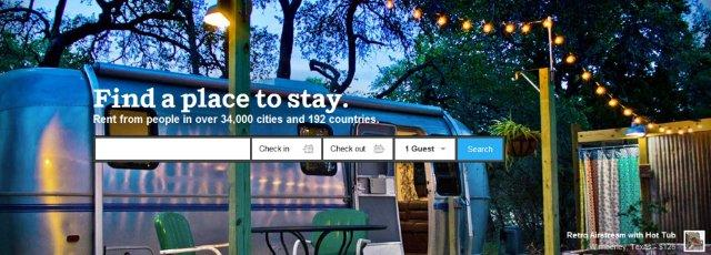 AirBnB voucher code 2014 - €58 discount on accomodation!