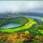 Last minute flights to Azores from Amsterdam for €49!
