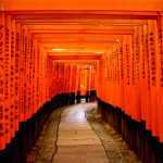 Cheap open-jaw flights to Japan from Brussels return Frankfurt €335!
