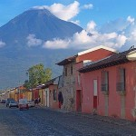 Return flights from Amsterdam to Central America from €404!