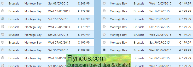 Cheap Roundtrip Flights To Jamaica In Caribbean From