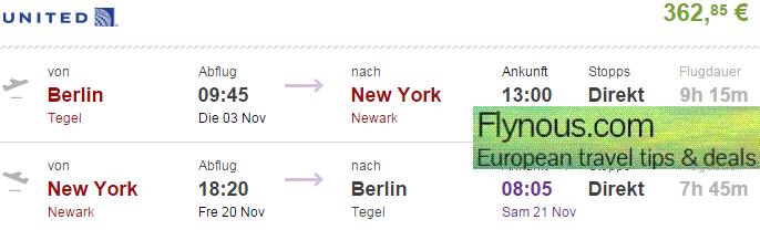 Cheap direct flights from germany to new york 362 for Lufthansa direct flights to germany