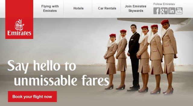 Emirates promo sale from the UK: Sri Lanka £302, Cebu £329, Bali £365!
