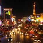Cheap flights from Europe to Las Vegas from €328 or £261!