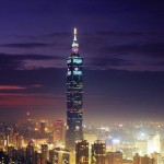 Return flights from Amsterdam to Taipei from €307!
