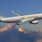 Etihad Airways promotion - 10% discount from DE, AT, NL, IE in Economy class..
