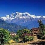 Return flights from Germany / Brussels to Nepal from €360!