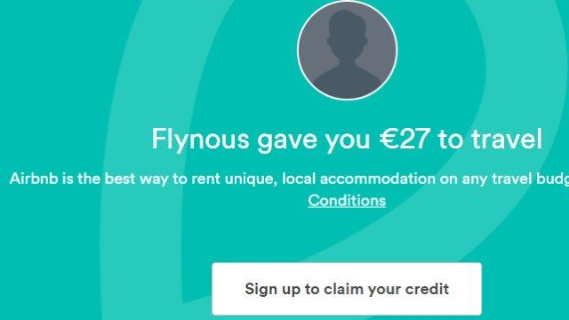 Airbnb promotion code 2017 - €27 discount off accommodation!