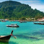 Phuket in main tourist season from Oslo €337, Budapest €453..