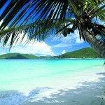 Caribbean in peak season: Brussels to Puerto Rico €370 or U.S. Virgin Islands €407!
