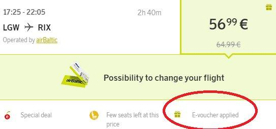 airBaltic promotion code 2018: get €20 discount for your next flight!