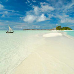 Amazing beach Maldives