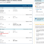 Finnair: cheap open jaw flights from Europe to China from €316!