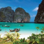 Open-jaw flights to Thailand: Brussels - Bangkok - London
