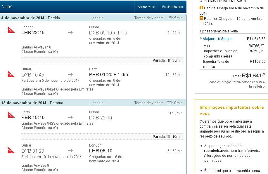 Error fare deal - flights from Dublin/London to Australia and New Zealand