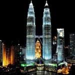 Cheap return flights from Madrid to Kuala Lumpur from €280/£219!