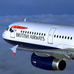 Super cheap British Airways promotional flights to USA California Los Angeles return from Mexico City to London UK