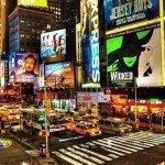 (Direct) return flights from Europe to New York from €270!
