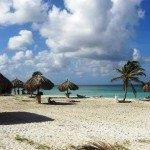 Cheap non-stop flights from the UK to Aruba in Caribbean