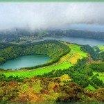Last-minute return flights from Brussels to Azores from €90!