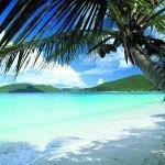 Caribbean in peak season: Brussels to Puerto Rico €370 or U.S. Virgin Islands €407!