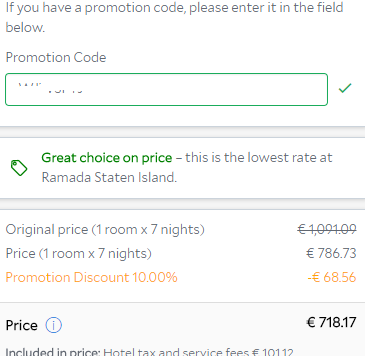 Agoda.com promotion code 2018 - 10% discount on hotel rooms!
