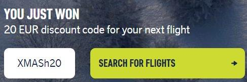 AirBaltic promotion code 2017 - up to €20 discount off flights!