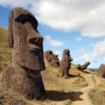 RTW flights to New Zealand, French Polynesia, Easter Island, Chile & Brazil from €1649 or £1540!