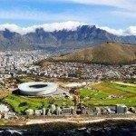 Cheap return flights from Europe to Cape Town, South Africa from €389!