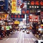 Cheap return flights from Switzerland to Hong Kong from €274!