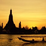Cheap return flights from Paris to Bangkok, Thailand from €304!