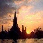 Cheap flights from Milan to Bangkok in main tourist season from €334!