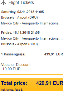 Lufthansa promo code: get €10 discount all flights from Belgium!