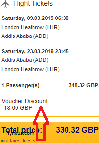 5* Lufthansa cheap flights from the UK to Ethiopia from £330 return!
