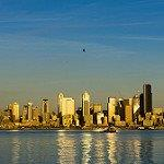 Cheap flights from Dublin to Seattle from €273 return!