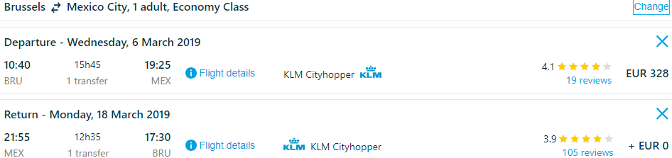 Klm Promotion Code 2019 Up To 20 Discount Off Flights