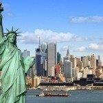 Cheap non-stop flights from Manchester or Edinburgh to New York £233!