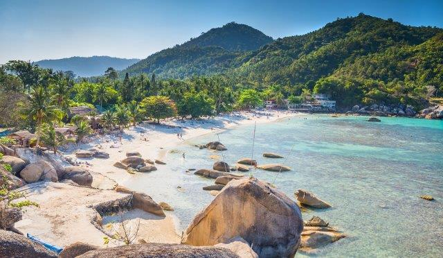 Full-service Swiss Air Lines flights from Zurich to tropical Ko Samui, Thailand for €505!