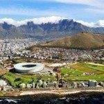 High-season flights from Manchester to Cape Town £406 return