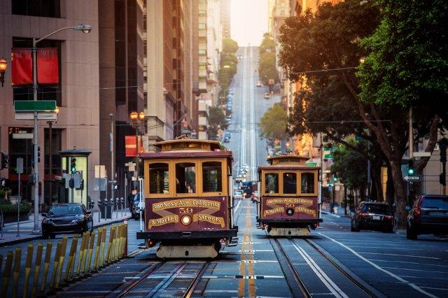 Cheap non-stop flights  from Paris to San Francisco for €263!