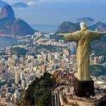 Return flights from the UK airports to Rio de Janeiro, Brazil from £393!