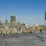 Cheap return flights from Spain to Mexico City from €403!