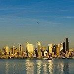 Cheap flights from Madrid to Seattle for €296 with OneWorld