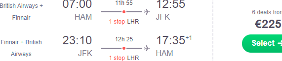 Fly from main airports in Germany to USA from €225! (New York, Boston, Chicago, Miami, Seattle, Denver, California)