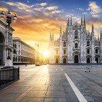 Return flights between London and Milan for under £14/€14!